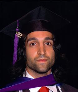 Arya Laghaie Graduation